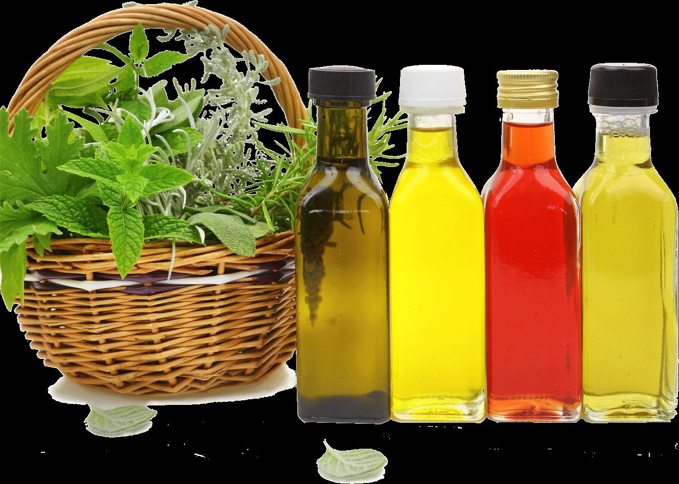 dilution oil bottles